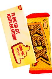 Cloetta Kexchoklad med tryck