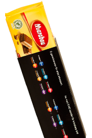Marabou chokladkaka med tryck