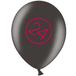 Ballong Metallicfärger med tryck