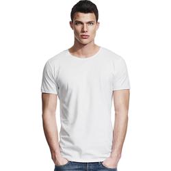 Herr t-shirt Raw Edge