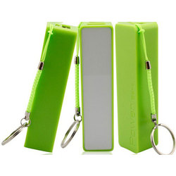 Power Bank Plastic w Keychain